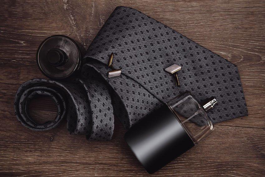 mens tie accessory