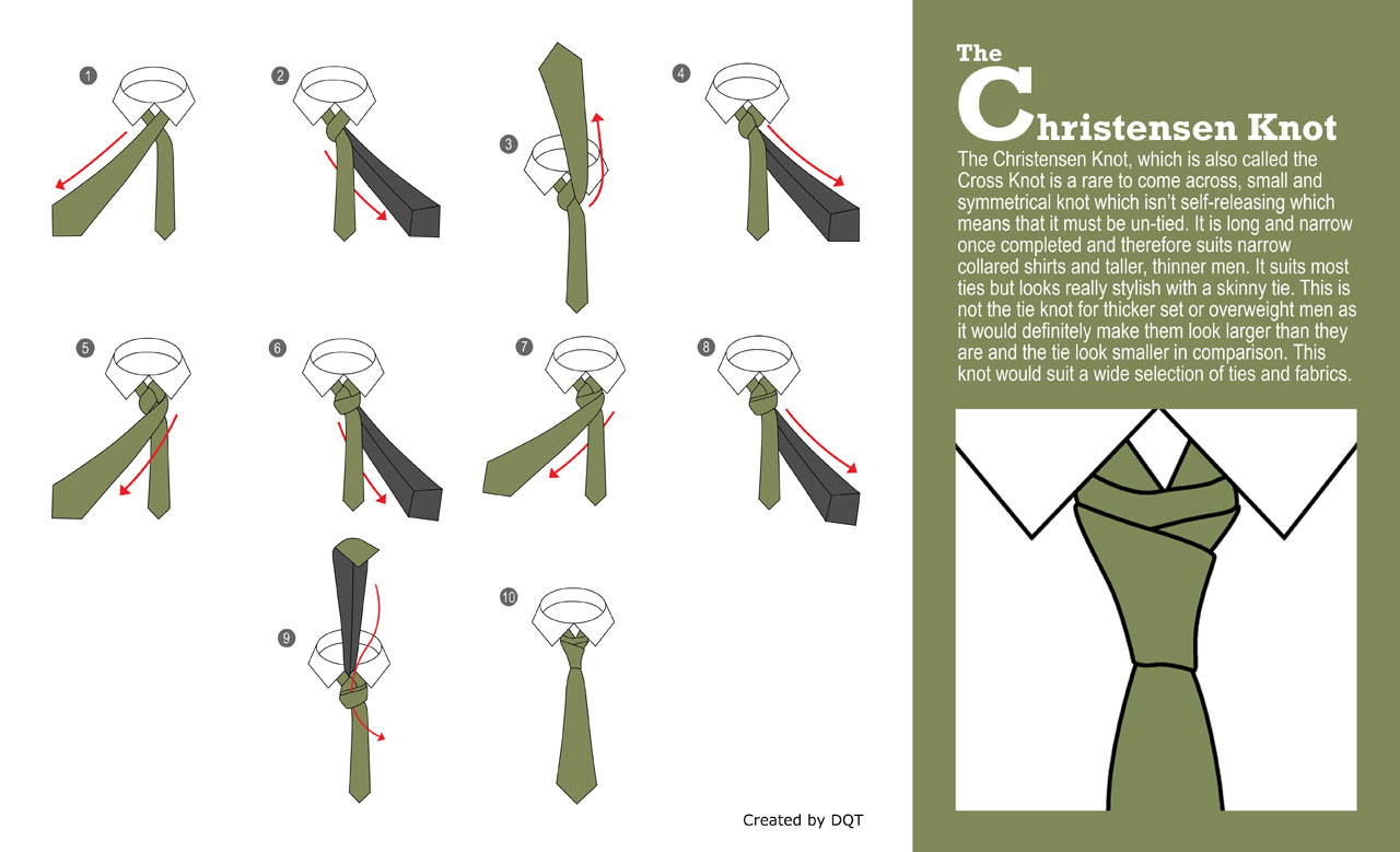 How To Tie a Christensen Knot (9 of 21) by DQT