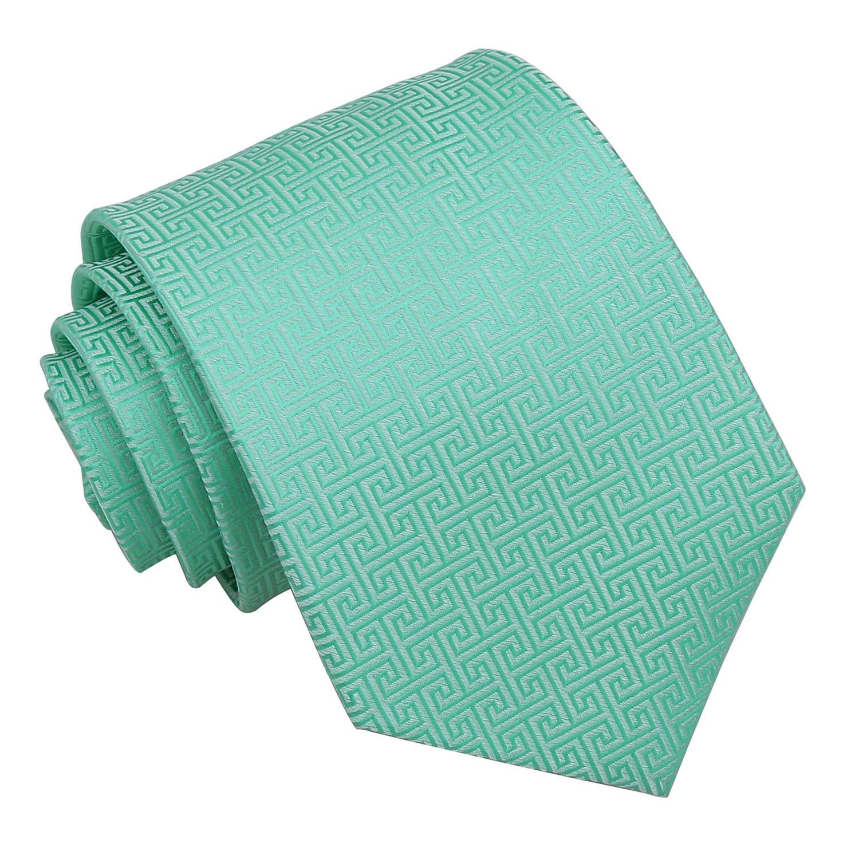 DQT Survêtement Plain Solid Check Navy Blue formellement Classic Mens Pre-Tied Bow Tie