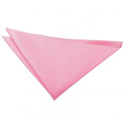 Baby Pink Greek Key Handkerchief / Pocket Square