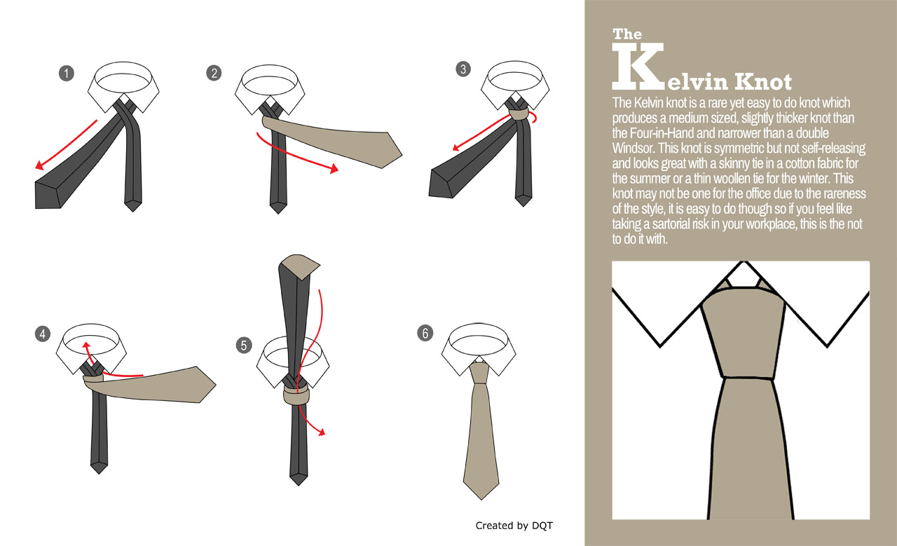 How To Tie a Kelvin Knot (19 of 21) by DQT
