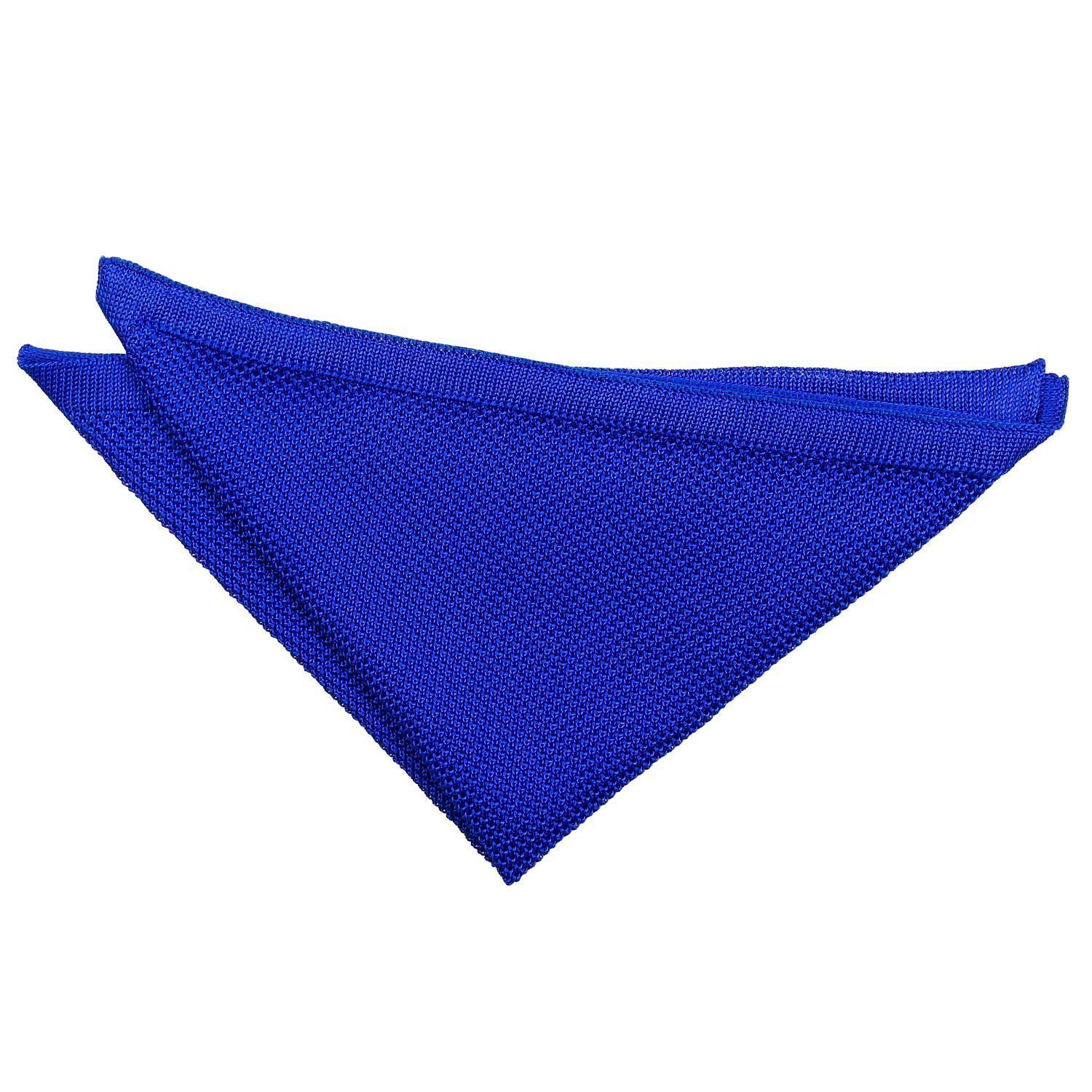 67c1fcb841fd Men's Knitted Royal Blue Bow Tie