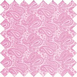 Baby Pink Paisley Swatch