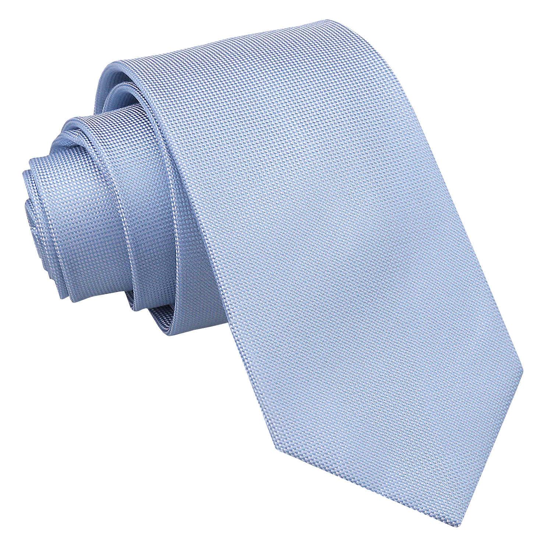 JA Panama Silk Light Blue Slim Tie