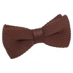 DQT Covert Checks Purple Diamond Tip Mens Pre-tied Bow Tie