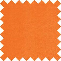 Burnt Orange Plain Satin Swatch