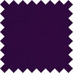 Purple Plain Satin Swatch