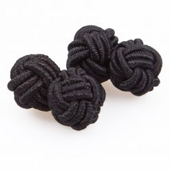 Black Knot Cufflinks