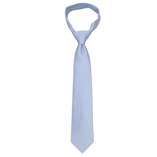 Light Blue Panama Silk Classic Tie