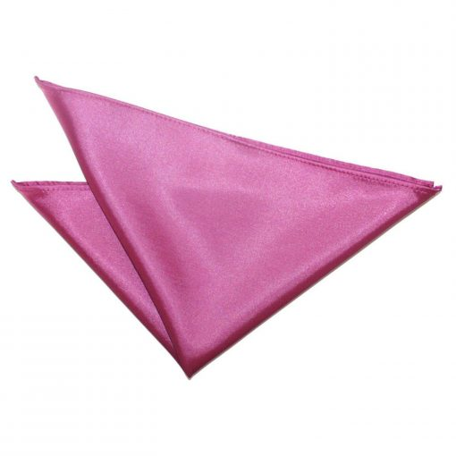 Mulberry Plain Satin Handkerchief / Pocket Square