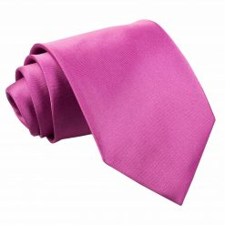 Mulberry Plain Satin Extra Long Tie