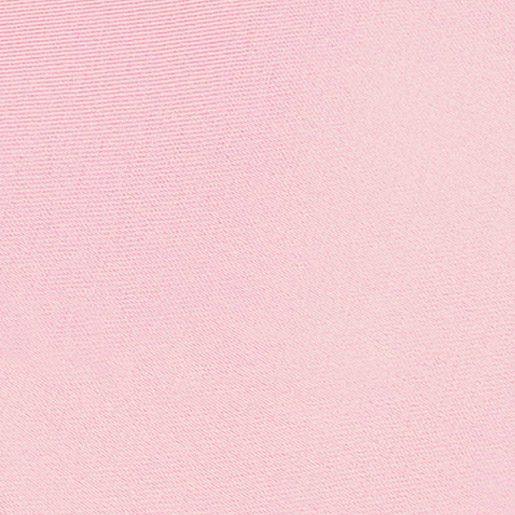 Baby Pink Plain Satin Swatch By Dqt